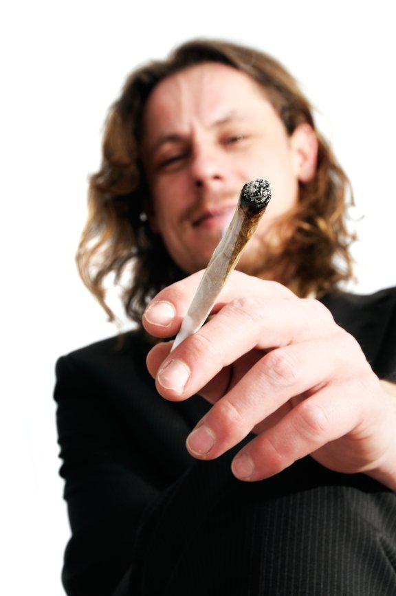 wrongful term marijuana
