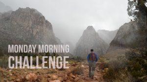 Monday Morning Challenge