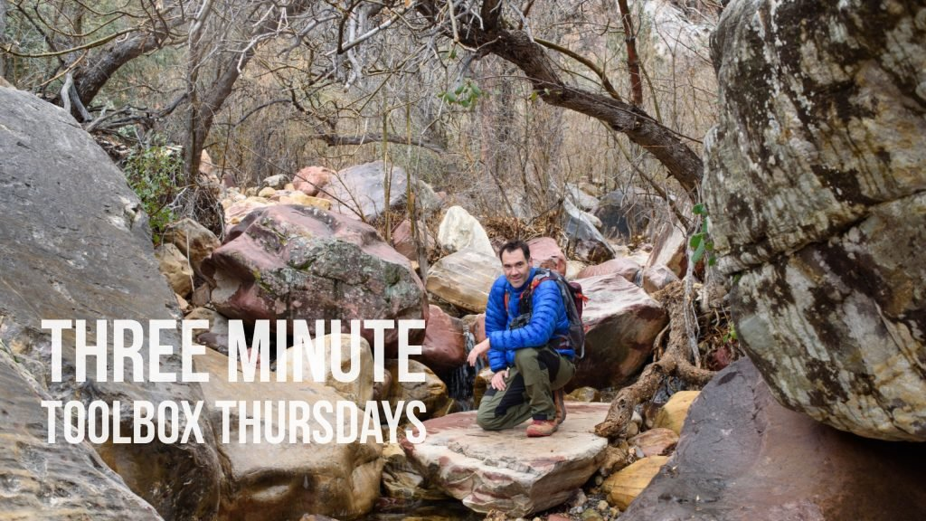 Three Minute Toolbox Thursdays