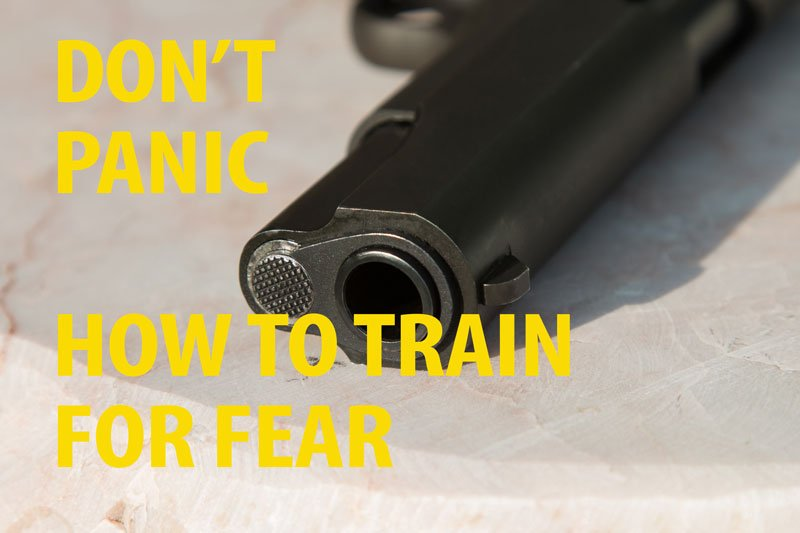 panic training