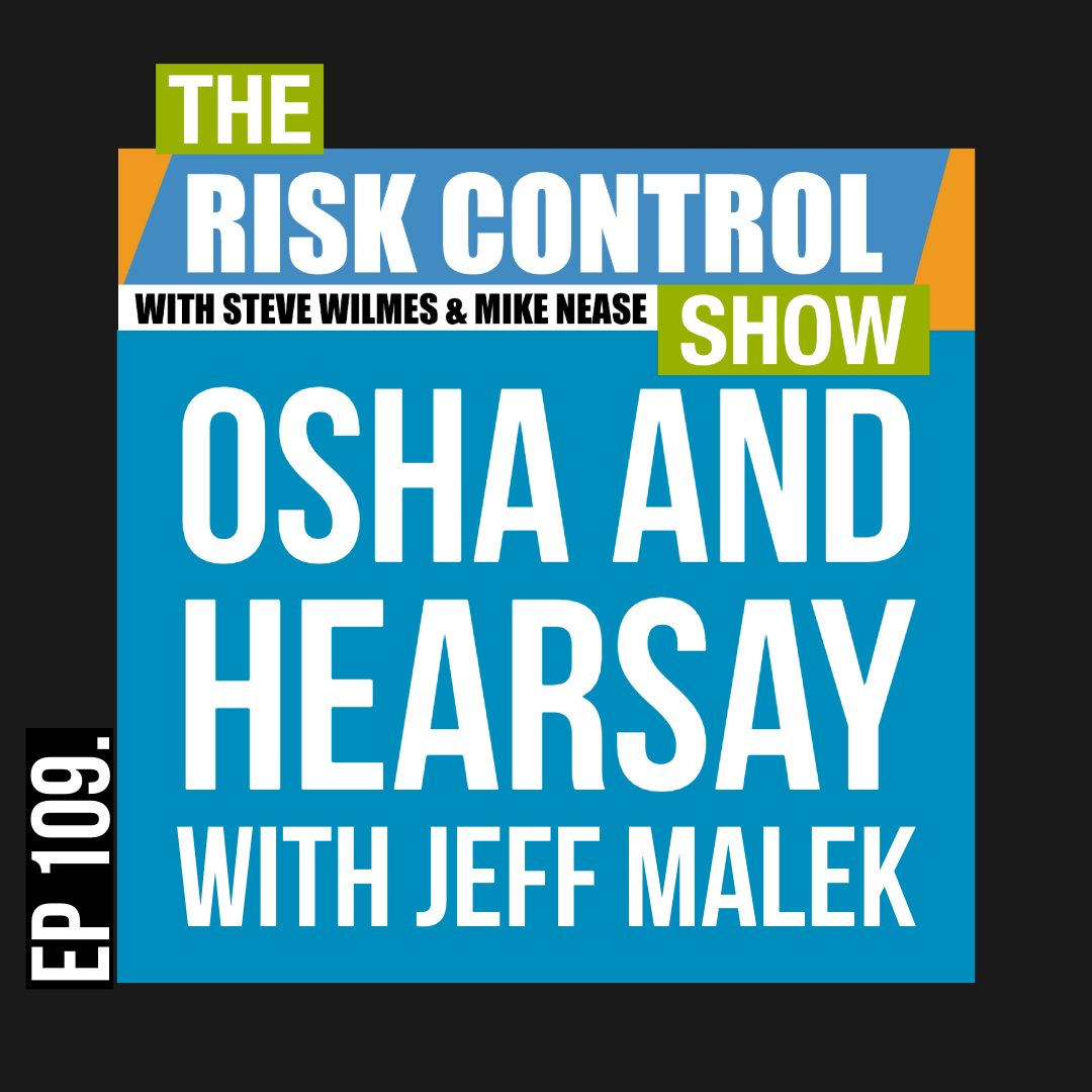 The Risk Control Show Ep 109