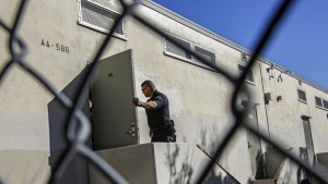 Survive an active shooter, Theodore Roosevelt High by (Irfan Khan / Los Angeles Times)