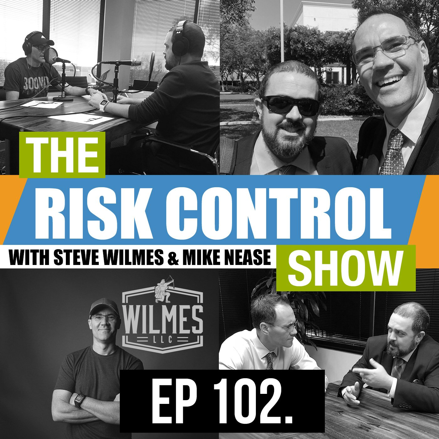 The Risk Control Show Episode 102 - How To Kill The Bird Scooter In Your City