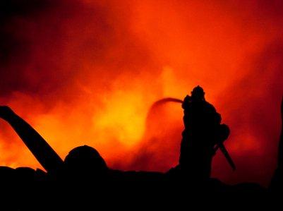 fireman defensible space